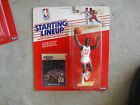 1988 Kenner Starting Lineup Buck Williams Basketball Figure with Card NIP