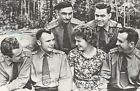 YURI GAGARIN PHOTOGRAPH SIGNED WITH CO SIGNERS