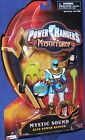Power Rangers Mystic Force 5 Blue Mystic Sound Ranger New Factory Sealed 2006