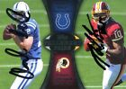 Andrew Luck & Robert Griffin III Autographed 2012 Topps Card