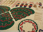 Soft Stuffed Christmas Tree w/ Toys Daisy Kingdom '91  Sewing Panel