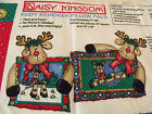 Rudy Reindeer Daisy Kingdom Uncut 2 Pillow Pals Christmas Panel Craft Sewing