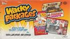 2013 Topps Wacky Packages Series 10 Collector Edition Hobby 6-Box Case
