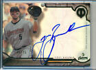 2016 Topps Tribute JEFF BAGWELL On Card AUTOGRAPH AUTO 46 75 Houston Astros