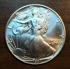 1991 Silver Eagle 1 uncirculated 1 troy oz 999 pure