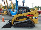 2014 CAT 259 D TURBO SKID STEER ASV TRACK LOADER BIG 82 HP