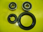 1987-2001 KAWASAKI KE100 FRONT WHEEL BEARING & SEAL KIT 216