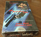 James Bond Die Another Day trading cards sealed box. 40 Packs 90 card set