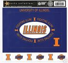 University of Illinois Scrapbooking Stickers FRAMES