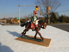 Napoleonic French Hussar 1812 painted metal 15mm cavalry standard