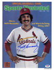 Keith Hernandez SIGNED Sports Illustrated Print St. Louis Cardinals ITP PSA DNA