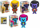 SDCC 2016 Funko POP ANIMATION HAIR BEAR BUNCH - HAIR BEAR BROWN, BLUE