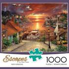 Buffalo Games Escapes: New Horizons Jigsaw Bigjigs Puzzle (1000 Piece)
