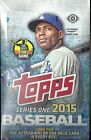 2015 Topps Factory Sealed Series 1 Hobby Baseball Box Joc Pederson RC ???
