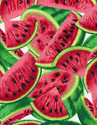 Timeless Treasures Watermelon Quilt Fabric By The Yard