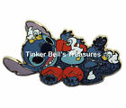 DISNEY Pin LE 250 Stitch with Ducklings Ocean Series