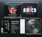AB/CD The Rock N Roll Devil 1993 JAPAN CD w/OBI RARE SWEDISH EROTICA TREAT AC/DC