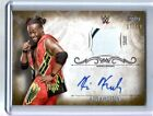 2016 Topps WWE Undisputed Wrestling Cards 46