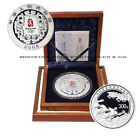 2008 Beijing Silver Proof commemorative coin Chinese Olympic games XXIX Olympiad