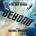 MICHAEL GIACCHINO - STAR TREK BEYOND [ORIGINAL MOTION PICTURE SOUNDTRACK] USED -