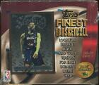 1996 97 Topps Finest Series 1 Basketball Retail 20 Pack Box
