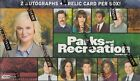 Press Pass Parks and Recreation Trading Card Box