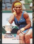 Serena Williams Signed US Open Picture