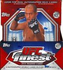 2012 UFC FINEST HOBBY BOX POSSIBLE ROUSEY ROCKHOLD 1ST AUTO
