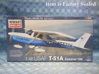 Minicraft Plastic Model Kit USAF T051A Cessna 150 1:48 Scale Factory Sealed