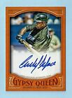 2016 Topps Gypsy Queen Baseball Cards 10