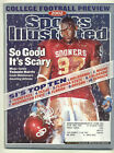 August 12 2002 Harris Oklahoma Sooners College Football Sports Illustrated
