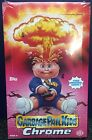 2013 Topps Chrome GARBAGE PAIL KIDS 1985 Series 1 Factory Sealed HOBBY BOX