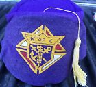 Vintage Knights of Columbus Cap Hat 100+ Years Old