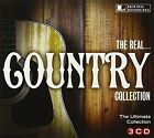 THE REAL...COUNTRY COLLECTION  3 CD (FLATT&SCRUGGS, CHET ATKINS, UVM... )  NEU