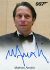 Top 10 James Bond Autographed Trading Cards 22