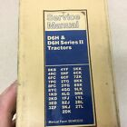 II SERVICE SHOP REPAIR MANUAL TRACTOR BULLDOZER DOZER 31 sn