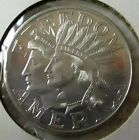 Freedom Coin Bicentennial 1776 1976 Peace United States Of America T. Johnson