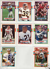 1989 Topps Traded Complete Set (132) * B.Sanders RC T.Aikman RC * NM-MT *