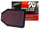 K&N 33-2364 Replacement Air Filter 2007-2018 Jeep Wrangler 3.6L 3.8L