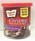 Duncan Hines Creamy Home Style Classic Chocolate Frosting 16 oz