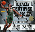 2014-15 PANINI TOTALLY CERTIFIED BASKETBALL HOBBY BOX FACTORY SEALED NEW