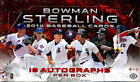 2014 BOWMAN STERLING BASEBALL HOBBY BOX FACTORY SEALED NEW