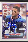 Andre Reed Cards, Rookie Card and Autographed Memorabilia Guide 3