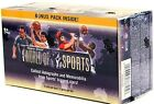 (4) Box Lot 2011 Upper Deck World of Sports Sealed Unopened Box (11ct)