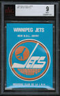 1979 80 OPC O PEE CHEE #81 Jets Logo CL Checklist BVG 9 POP 3 only 3 Higher