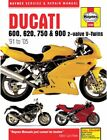 1991-2005 Ducati Monster M600 600 620 750 900 SuperSport HAYNES REPAIR MANUAL
