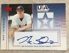 Max Scherzer Rookie Cards Checklist and Autographed Memorabilia Guide 9
