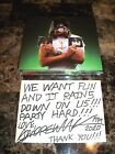 Andrew W.K. Signed 2 CD Box Set - Close Calls With Brick Walls/Mother Of Mankind