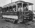 1890 Washington DC Cable, Street Car, Vintage Old photo, 20