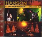 Hanson - Live From Albertane (1998 CD) Live At The Key Arena Seattle 1998